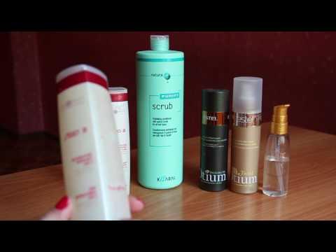 Уход для волос/скраб/ламинирование/уход