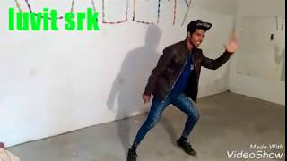 Mere rashke Qamar song dance mp3.raees movie by Shah Rukh khan (Luvit SRK)..free Dance style