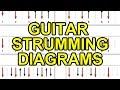 Guitar Strumming Diagrams - Guitar Teacher Tools