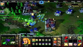 preview picture of video 'CHEAT Warcraft III - Campaign 2 - Human: The Scourge of Lordaeron'
