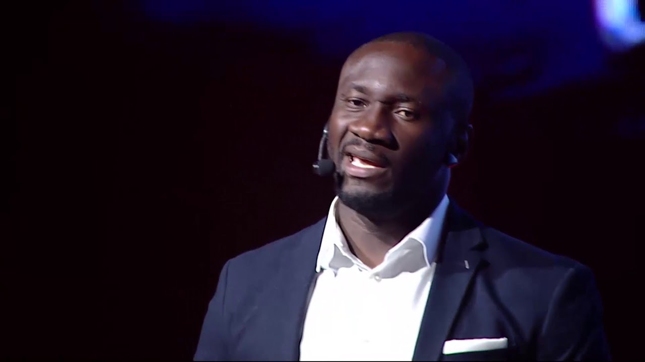 En chacun de nous sommeille un champion | Zack MWEKASSA | TEDxPortBouet