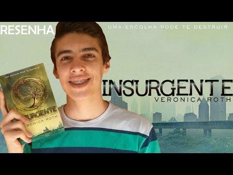 Resenha Insurgente de Veronica Rorh