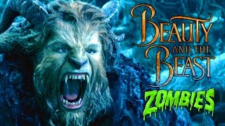 Disney Beauty and the Beast Movie Zombies 2017 💀 Call of Duty Black Ops 3 Custom Zombies