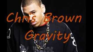 Chris Brown Gravity lyrics