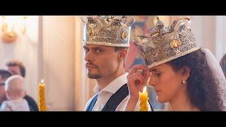 Венчание Алексея и Анастасии. Главный человек в моей жизни.