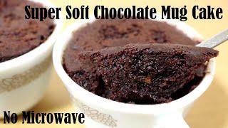 how to make a chocolate mug cake