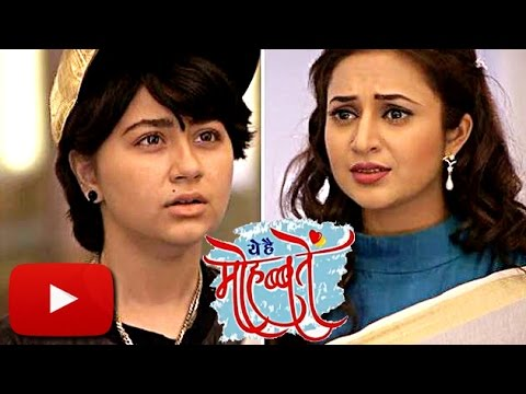 Finally! Ishita Realises Ruhaan Is Ruhi | Yeh Hai Mohabbatein | On Location | Star Plus