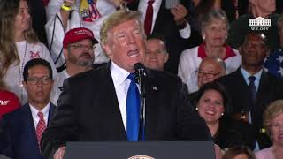 President Trump Delivers Remarks to the Venezuelan American Community