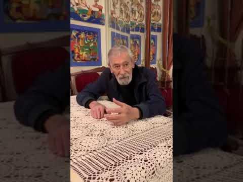 Обращение В. Кикабидзе к президенту Украины В. Зеленскому