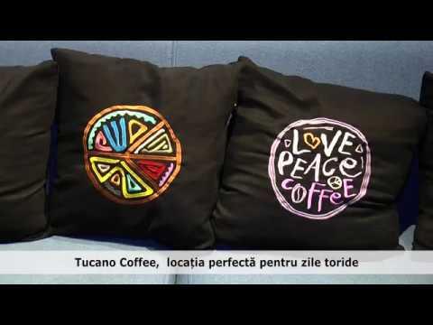 Tucano Coffee, locația perfectă pentru zile toride