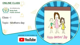 Class – I | Mother's Day Special | Moral Stories | Animated Story | Ruby Park Public School Thumbnail