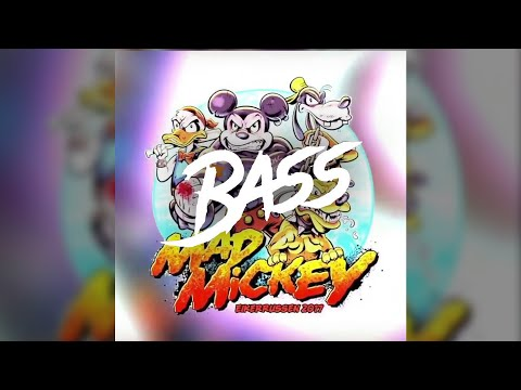 Mad Mickey 2017   BEK & Wallin, Moberg [Bass boosted]