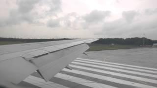 UT-9012, Boeing-767, посадка, Внуково. 2015.06.28 13-55