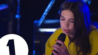 Dua Lipa covers Arctic Monkeys Do I Wanna Know? in the Live Lounge
