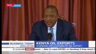 Economic implications of the Oil Export.