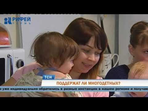 Многодетные родители Прикамья требуют вернуть ежемесячные пособия