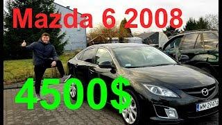 Авто з Європи Mazda 6 2008 2.0TDI 4500$