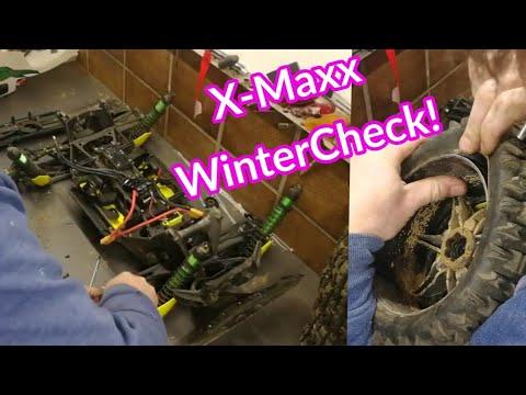 X-Maxx WinterCheck! Was man nach der Session kontrollieren sollte... | HD | Deutsch / German