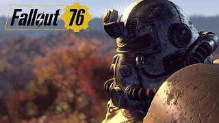 FALLOUT 76 RELEASE DAY GAMEPLAY (LIVE STREAM)