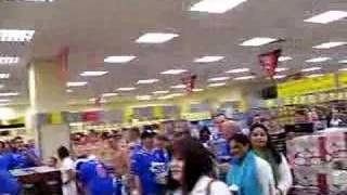 Gers Supporters Singing In Aldis Lol