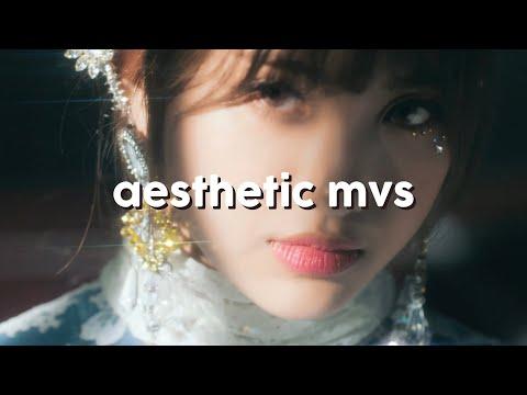 aesthetically pleasing kpop mvs