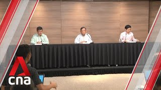 COVID-19: Singapore limits gathering size to 10, closes entertainment venues | Full news conference