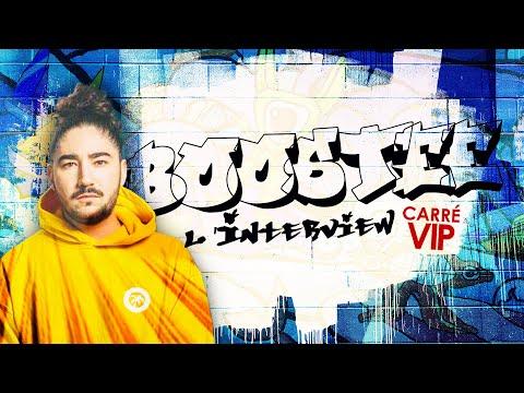 Boostee, l'interview dans Carre Vip sur RTS
