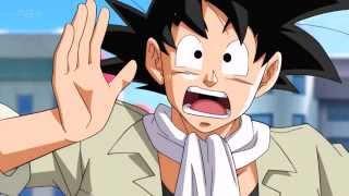 Mr. Satan  - (Dragon Ball) - Mr. Satan vs Son Goku DBS