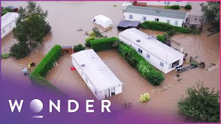 How Major Flooding Destroyed This Seaside Town | Living Dangerously