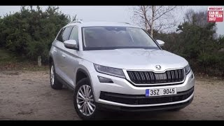 ŠKODA Kodiaq – What Car? 2017 'Best large SUV' | Kholo.pk