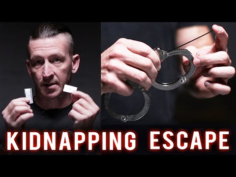 Skills You Need to Know to Survive a Kidnapping