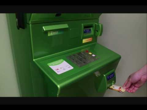 Как распечатать чек по ранее совершенной операции по карте Сбербанка