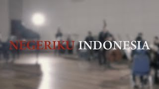 HUT RI Ke 72   Negeriku Indonesia - Tanah Airku   Indonesia Pusaka - Orchestra Medley Cover