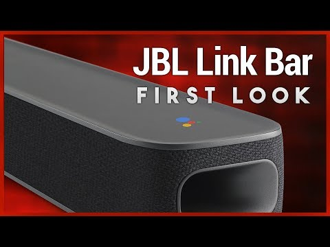 External Review Video fZLEzSDt7T4 for JBL LINK BAR Soundbar