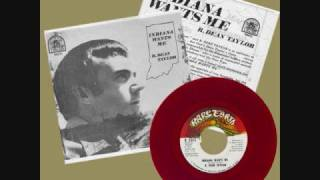 R Dean Taylor - Indiana Wants Me 1970