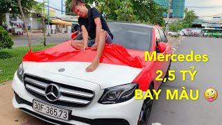 Liều Mạng Phá Huỷ Mercedes 2,5 Tỉ Của Sếp Mai Và Cái Kết Nghỉ Việc - Nghịch Ngu Có Tiêngs
