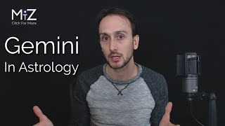 Gemini Zodiac Sign In Astrology - Meaning Explained