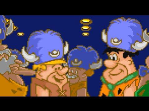 The Flintstones: The Treasure of the Sierra Madrock (SNES) Playthrough  - NintendoComplete