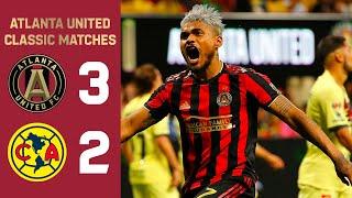 HIGHLIGHTS: Atlanta United vs Club América | August 14, 2019