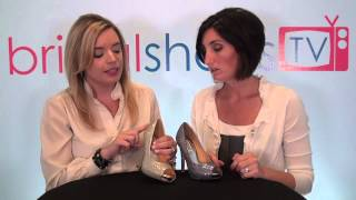 Wedding Shoe Review For Humbie By Badgley Mischka