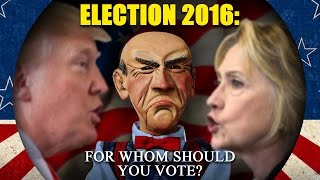 Election 2016: For whom should you vote? Walter has the answer! | JEFF DUNHAM