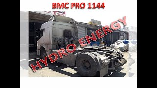 bmc pro hidrojen yakıt tasarruf cihazı montajı