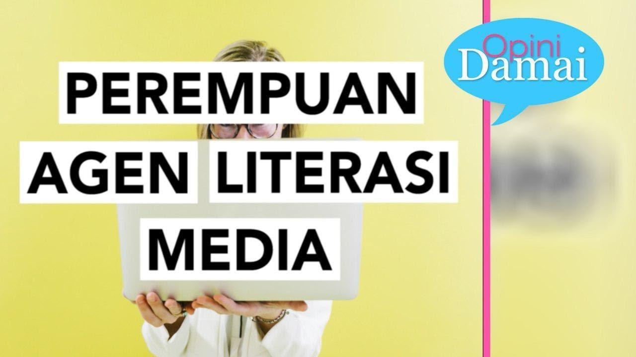 Peran Perempuan Dalam Literasi Media Sosial