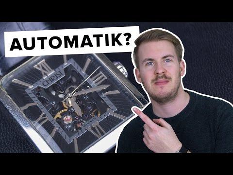 [Deutsch] Automatikuhr: So funktioniert Sie // FULLHD