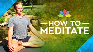How to Meditate | Meditation for Beginners