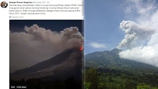 Status Gunung Merapi Waspada Level 2, BPPTKG Himbau Agar Masyarakat Tak Termakan Berita Hoax