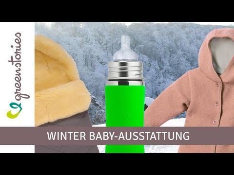 Baby Erstausstattung | Babysachen für den Winter | ökologisch