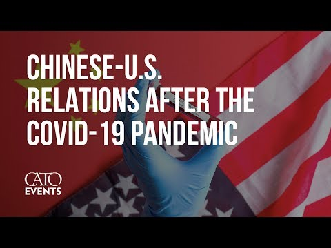 , title : 'Chinese-U.S. Relations after the COVID-19 Pandemic'
