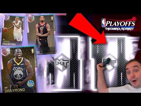 NBA 2K19 My Team SWEET NEW GALAXY OPAL THROWBACKS! HE HAS HOF LIMITLESS?!?!