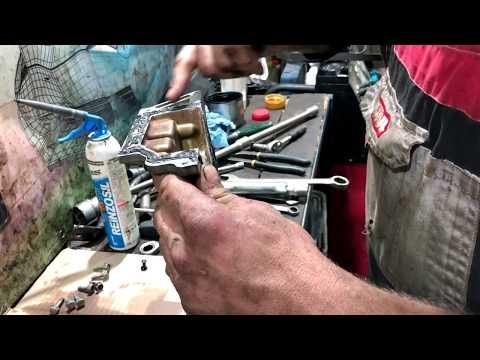 Фото к видео: Замена цепи ГРМ на Nissan Sunny 1999 г. двигатель QG15DE